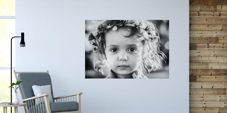 Dziewczynka fotoobraz