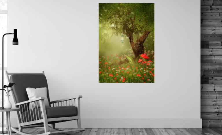 Drzewo fotoobraz