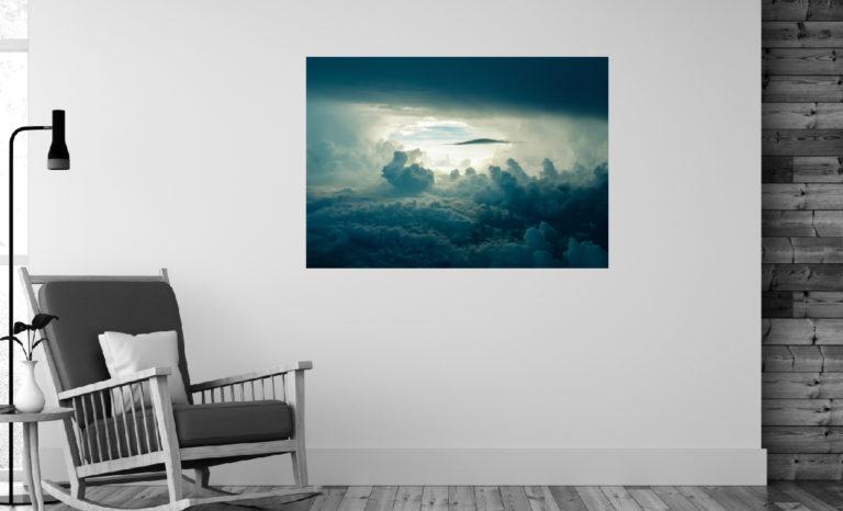 Chmury fotoobraz