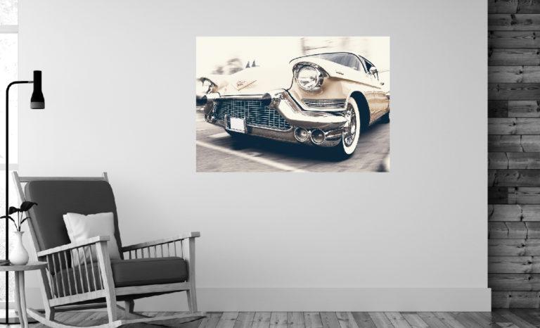 Stary samochód fotoobraz