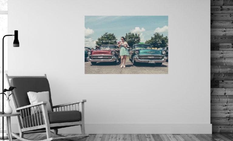 Stare samochody fotoobraz