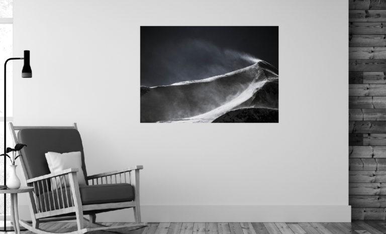 Góry fotoobraz