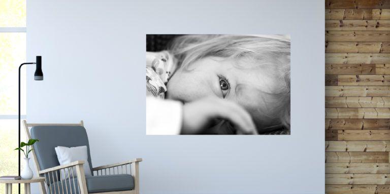 Dziecko fotoobraz