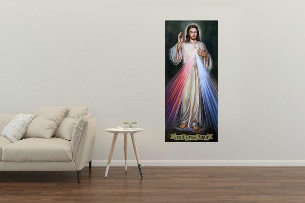 Jezu ufam Tobie fotoobraz
